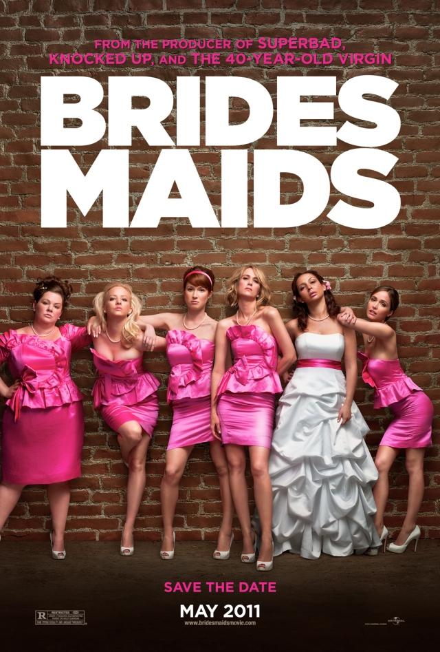 Bridesmaids-poster locandina