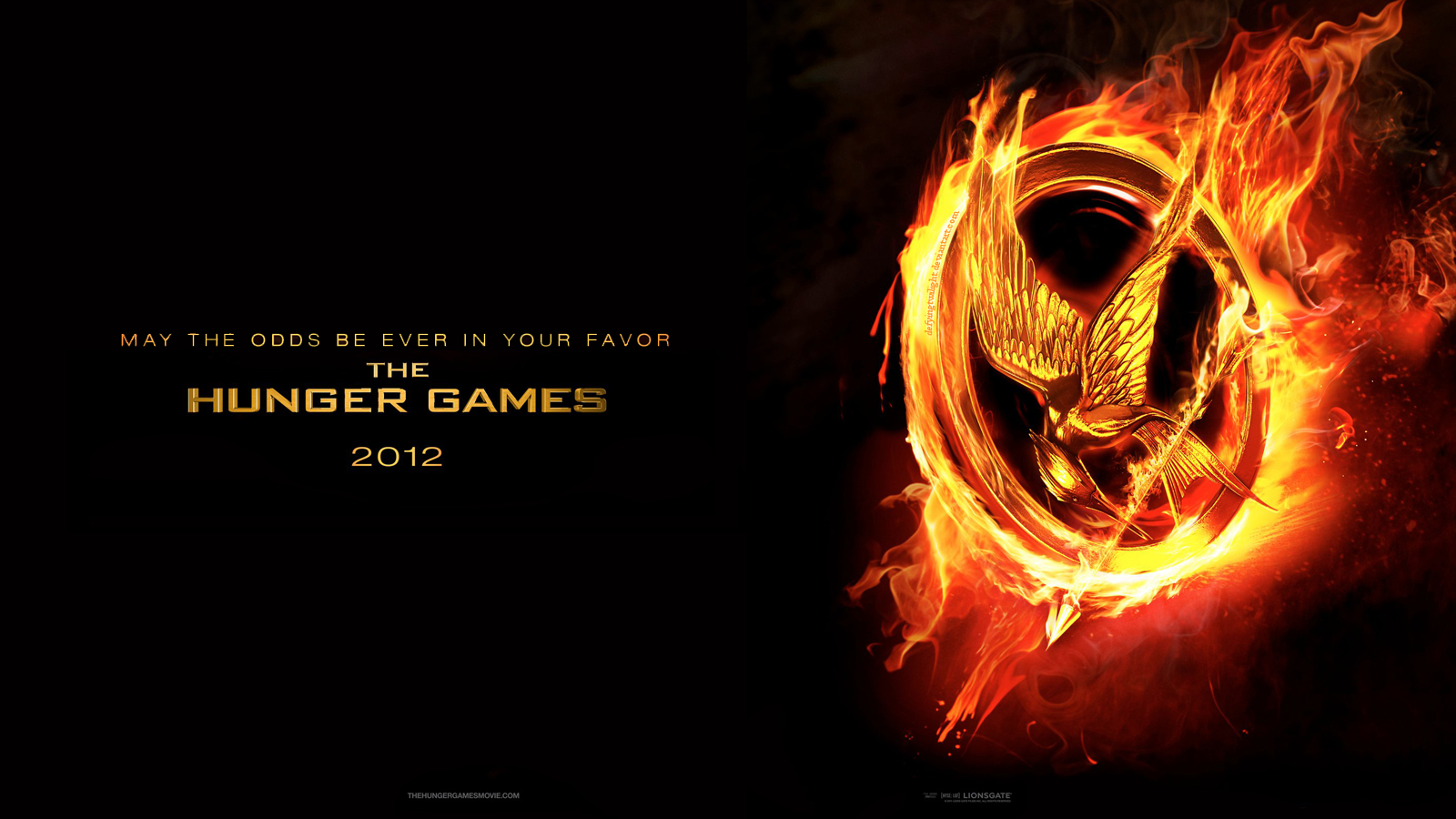The Hunger Games Home - The Hunger Games