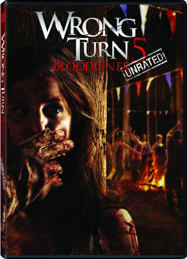Recensione WRONG TURN 5 - Bloodlines: Il trionfo dello splatter, questa volta un pò meglio degli ultimi capitoli.
