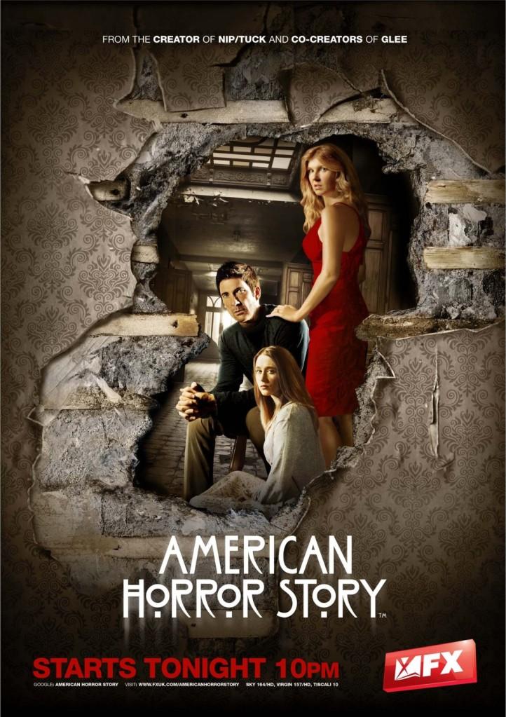 Recensione AMERICAN HORROR STORY: Una serie televisiva dark - horror con fantasmi, mostri, alieni (e tanti ottimi attori).