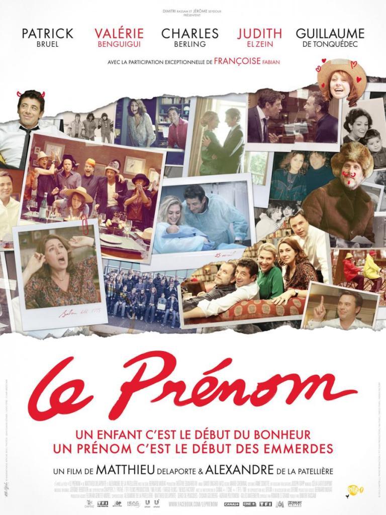 Recensione CENA TRA AMICI (LE PRENOM): Commedia francese ben fatta e mai noiosa sulla scia di Carnage.
