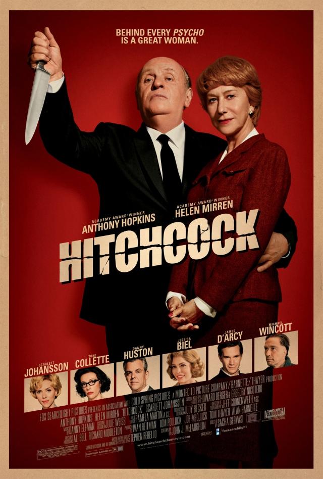 Hitchcock-poster locandina
