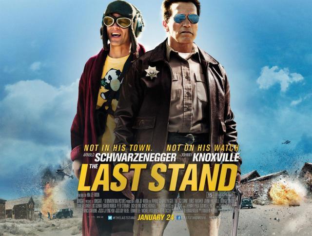 laststand locandina poster