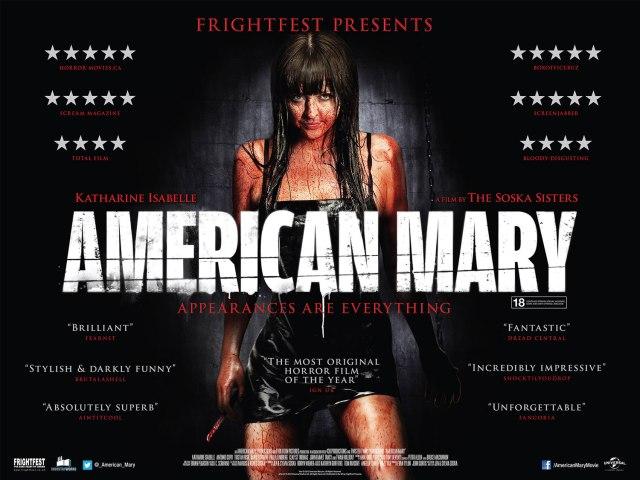AmericanMary Poster locandina