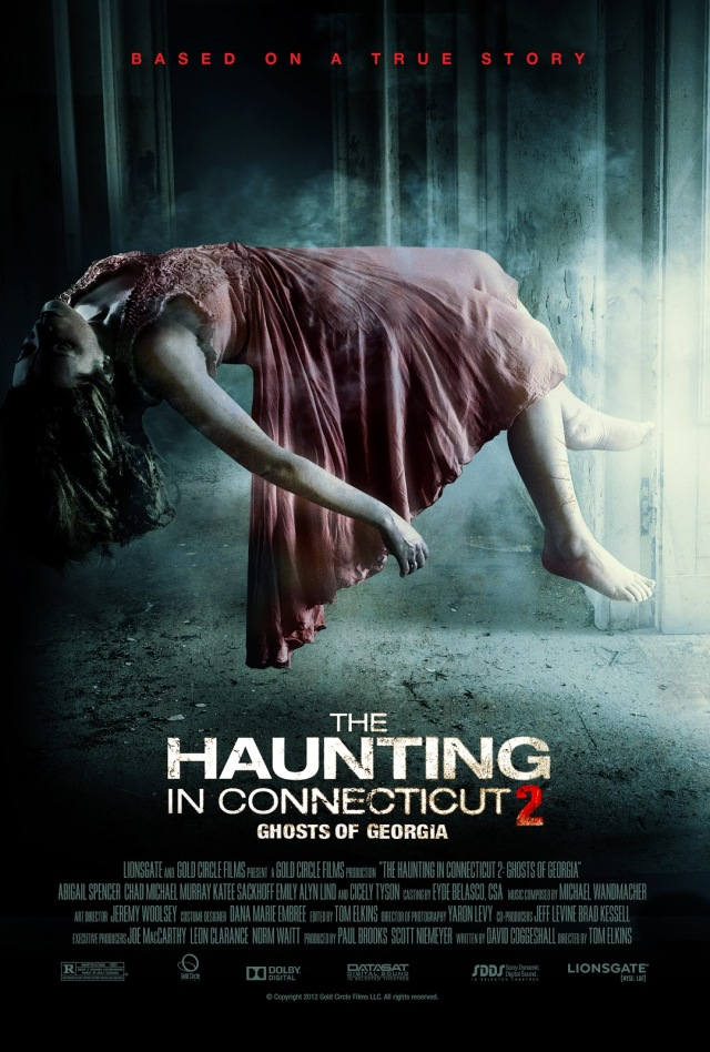 Haunting In Connecticut 2 POSTER LOCANDINA