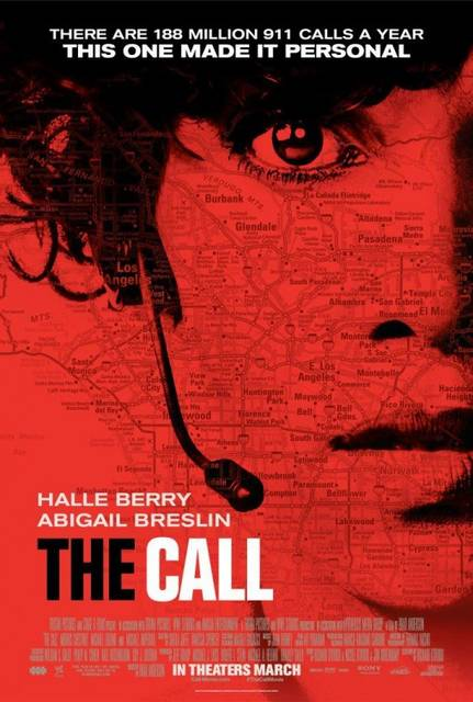 the-call locandina poster