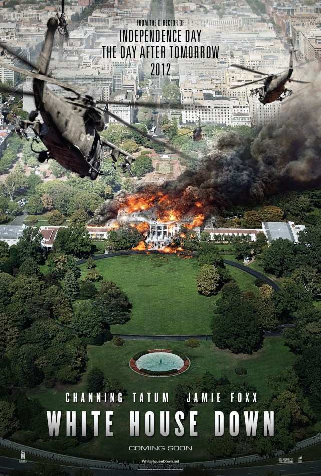 white-house-down-poster locandina
