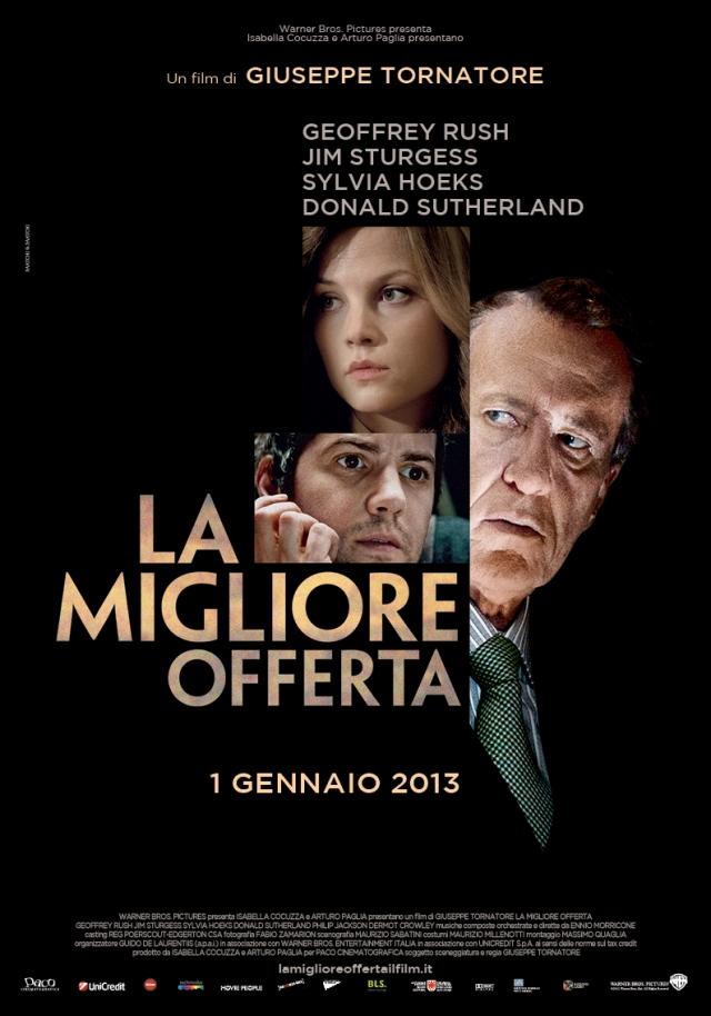 locandina poster  La-Migliore-Offerta