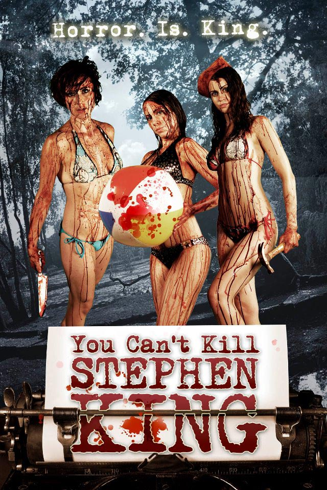 you-cant-kill-stephen-king-poster locandina