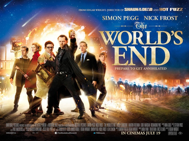 The-Worlds-End-poster LOCANDINA