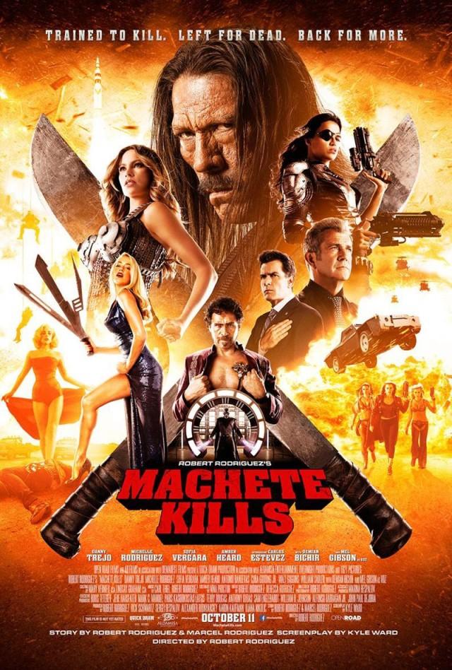 machete-kills- POSTER LOCANDINA