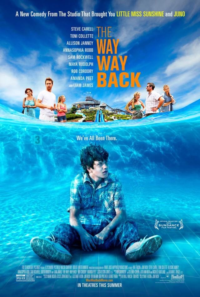way_way_back poster locandina c'era una volta un'estate