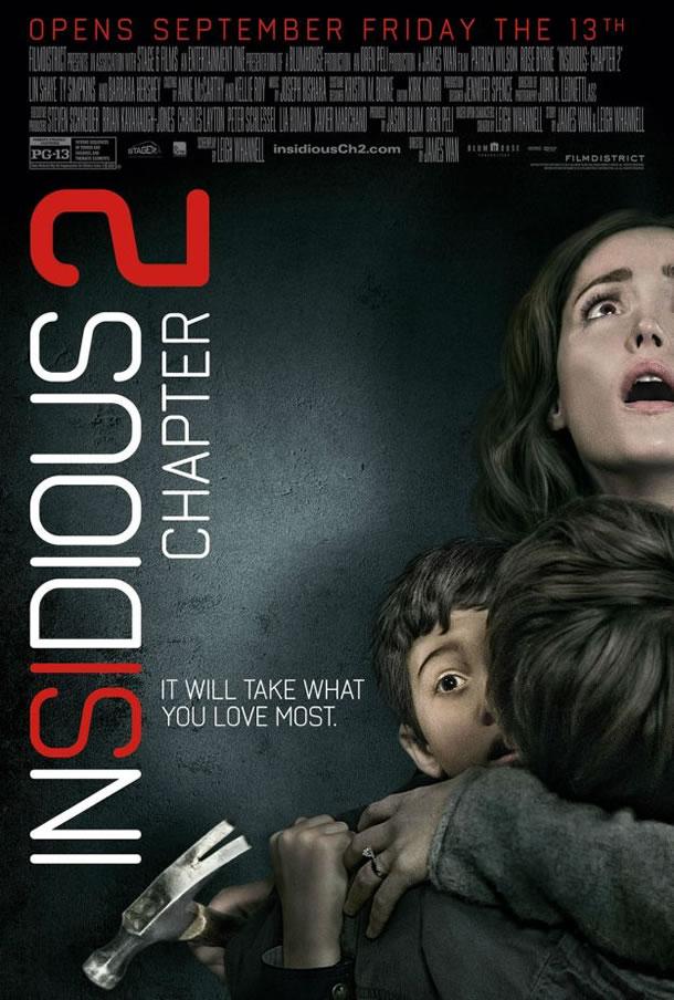 insidious-2 poster locandina