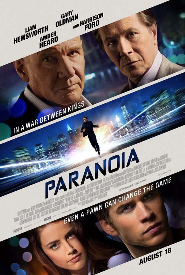 Paranoia-poster locandina