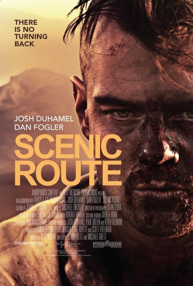 scenic-route- poster locandina