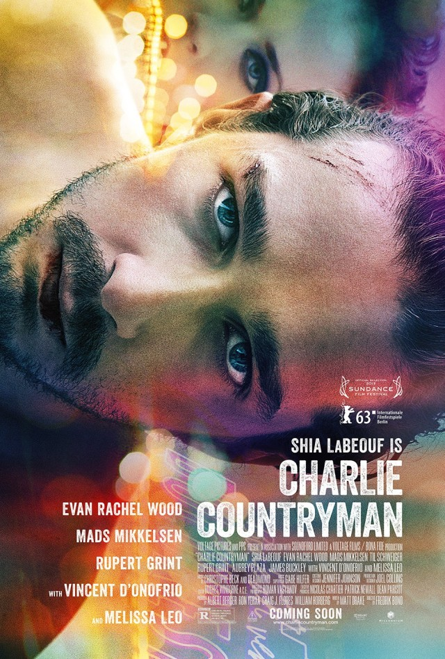 the-necessary-death-of-charlie-countryman POSTER LOCANDINA
