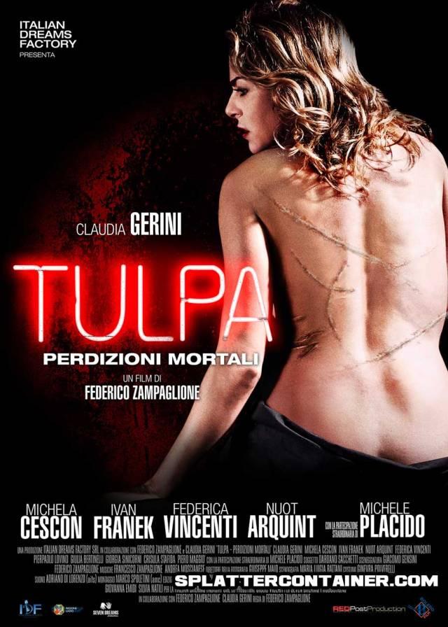 tulpa locandina poster