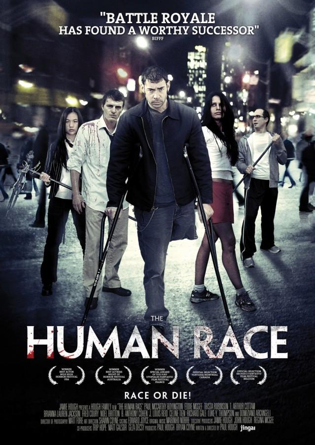 human_race_ poster locandina