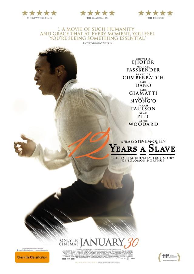 Recensione 12 YEARS A SLAVE (12 anni schiavo): Gran cast e buon film, ma se avessi potuto, avrei evitato volentieri.