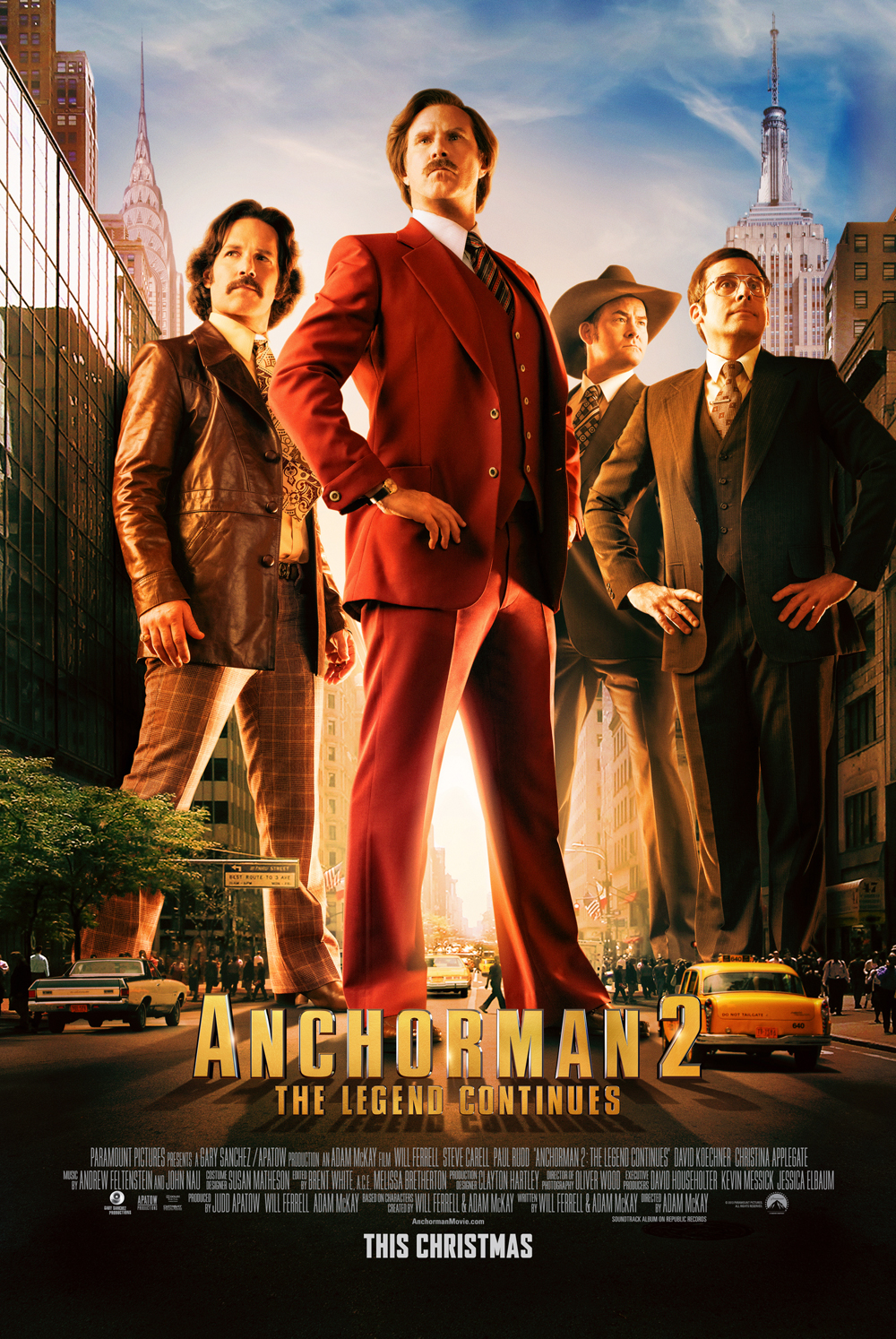 Paul Rudd Anchorman Poster Anchorman2_Poster - fo...