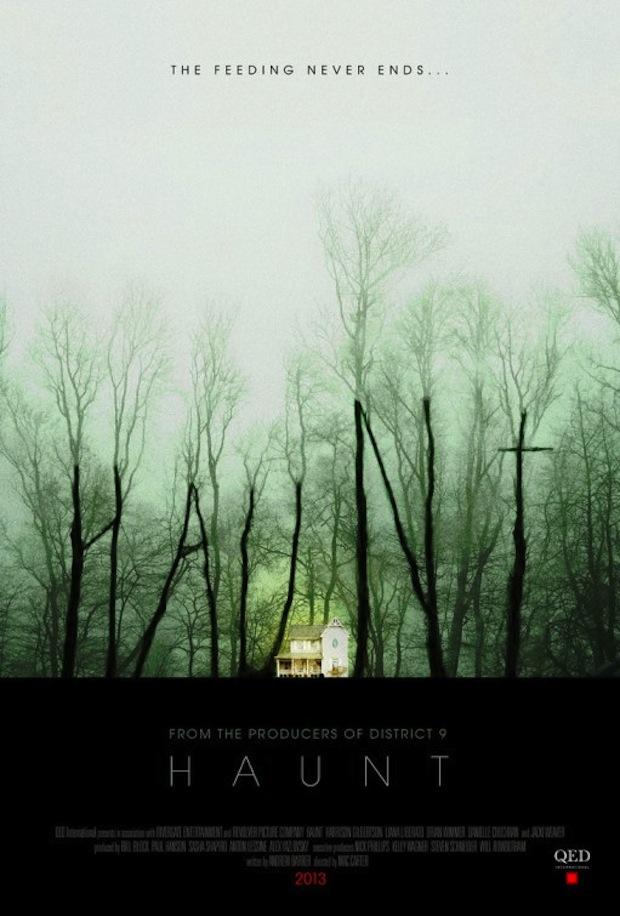 haunt-movie-poster- locandina 2013