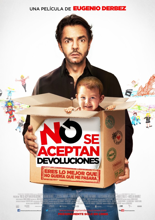 no_se_aceptan_devoluciones  INSTRUCTIONS NOT INCLUDED POSTER LOCANDINA