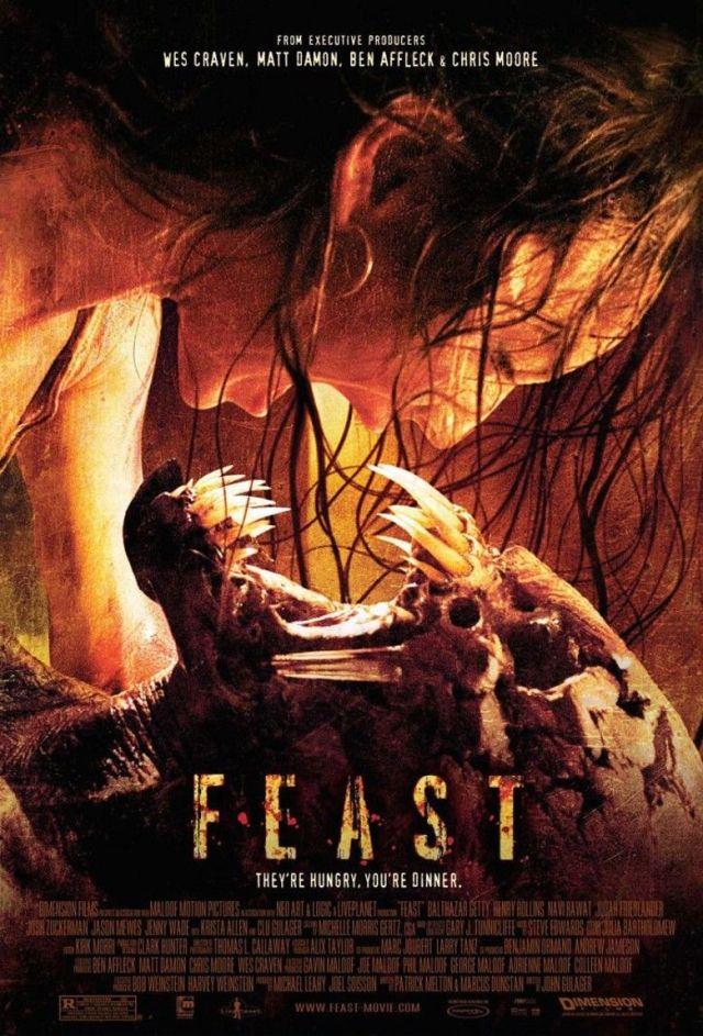 feast poster locandina