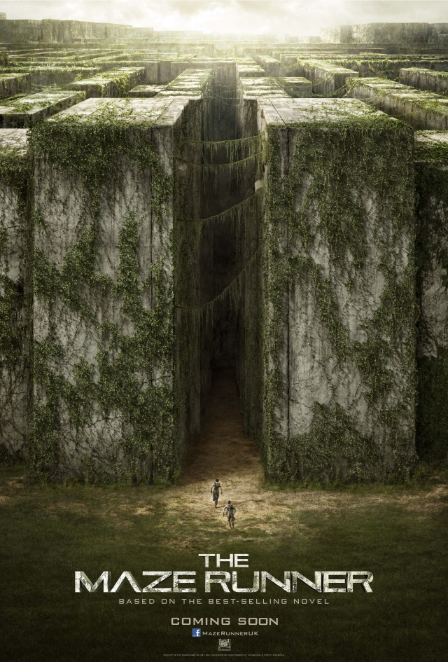 il labirinto - the-maze-runner-poster locandina