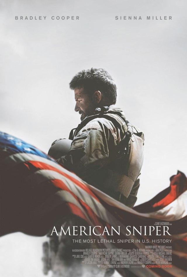poster locandina american sniper
