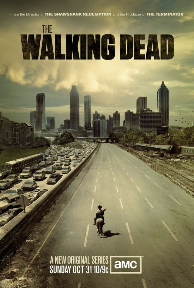 poster the walking dead locandina